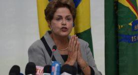 Brésil : Dilma Roussef suspendue de ses fonctions