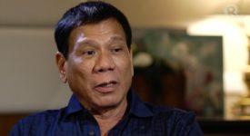 Philippines: les Eglises contre la politique du président Duterte