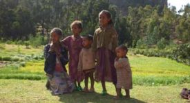 Ethiopie – Six millions d'enfants assoiffés et en danger à cause d'El Nino