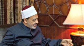 Visite historique de l'imam d'Al-Azhar au Vatican