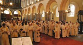 Le Jubilé des prêtres célébré à la Cathédrale
