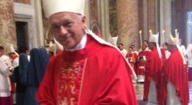 Mgr De Kesel a reçu le pallium, symbole d'unité avec l'évêque de Rome