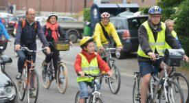 Le 26 juin, messe à vélo, de Voroux à Lantin