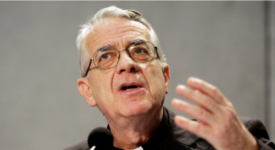 Federico Lombardi: le privilège de servir trois papes