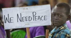 Soudan du Sud : le cardinal Turkson tente une médiation
