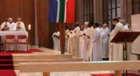 Afrique du Sud : Les évêques confiants