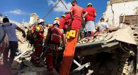 L'Italie, sous le choc, se mobilise au lendemain du séisme