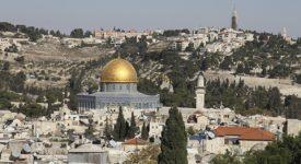 Jérusalem: le pape rencontre Abdallah II de Jordanie