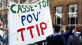 AUDIO – Pourquoi la Mutualité Chrétienne n'aime pas trop le TTIP ?