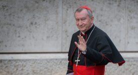 Le cardinal Parolin détaille sa vision de la lutte contre le terrorisme