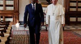 Le pape reçoit Joseph Kabila sur fond d'impasse politique