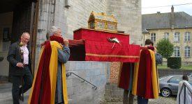 Nivelles : 740ème tour pour Sainte-Gertrude