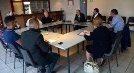 EXCLU – Liège : Mgr Delville à la rencontre des musulmans turcs de Retinne