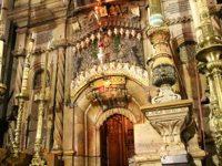 Terre sainte : Le président palestinien soutient la restauration du Saint Sépulcre