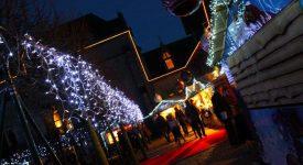 Fêter Noël à l'ombre de l'abbaye de Maredsous