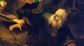 Rembrandt entre au Vatican