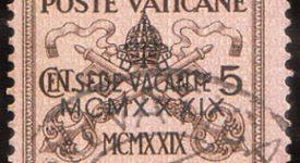 Un nouveau timbre pour les 80 ans du pape