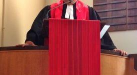 Namur: installation du nouveau pasteur protestant de l'EPUB