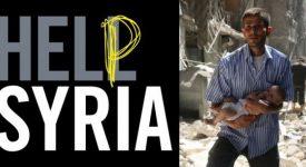 Help Syria : mobilisation nationale ce 20 décembre