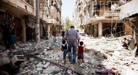 Mgr Pascal Gollnisch  «Se débarrasser du terrorisme n'amène pas la paix!»