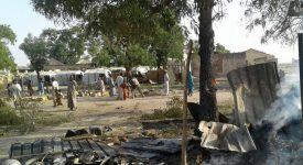 Nigéria: 52 morts dans un camp de personnes déplacés