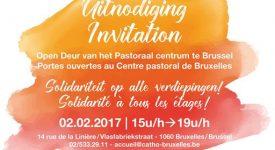 Le Centre pastoral de Bruxelles vous ouvre ses portes