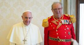 Ordre de Malte : l'ancien grand maître va-t-il défier le pape ?