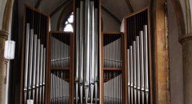 Enghien: Un orgue s'en va, un autre s'en vient…