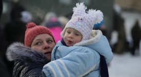 Ukraine – 2500 enfants sans eau, électricité ni chauffage