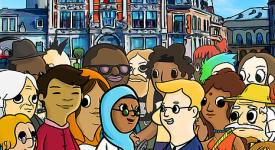 Namur: «Change de lunettes! Regarde-moi autrement»
