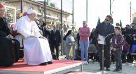 Le pape explique aux enfants «l'apostolat de l'oreille»