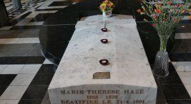 Liège: événement international autour de Mère Marie-Thérèse Haze