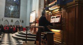 «Les orgues, au plus près de l'indicible»