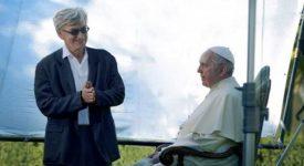 Le Pape François dans un film de Wim Wenders