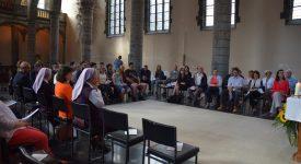 De nouveaux diplômés à Tournai