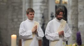 Ordinations sacerdotales à Bruxelles – Photos