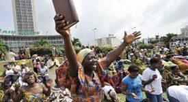 RDC: Les Eglises priées de quitter la voie publique