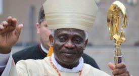 Cardinal Turkson : un débat et un livre sur la corruption