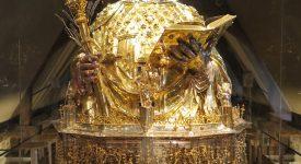 Buste reliquaire de saint Lambert