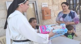 Irak : reconstruction d'un couvent dominicain