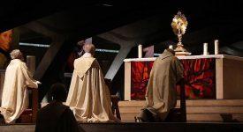 Lourdes 2017 : Malines-Bruxelles et Liège réunis à la basilique Saint-Pie-X