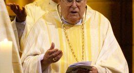 Le cardinal Danneels  a fêté ses  60 ans  de sacerdoce