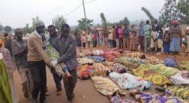 RDC : Assassinat de 34 réfugiés burundais