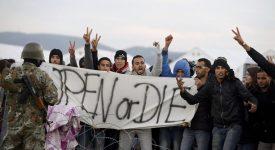 Migrants: le pape se dit préoccupé par les réactions de rejet des catholiques européens