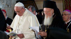 Message du pape à Bartholomée pour la Saint-André
