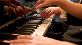 Concert – Piano à 4 mains