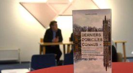 Thierry Luthers invite à découvrir les personnalités belges dans nos cimetières