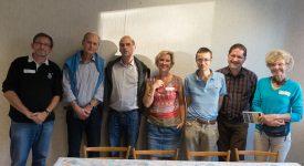 Nouvelle équipe pour la CVX de Belgique francophone