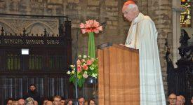 Te Deum: le cardinal De Kesel invite à ne pas oublier l'hospitalité