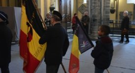 Te Deum à Tournai: Mgr Harpigny s'adresse aux enfants